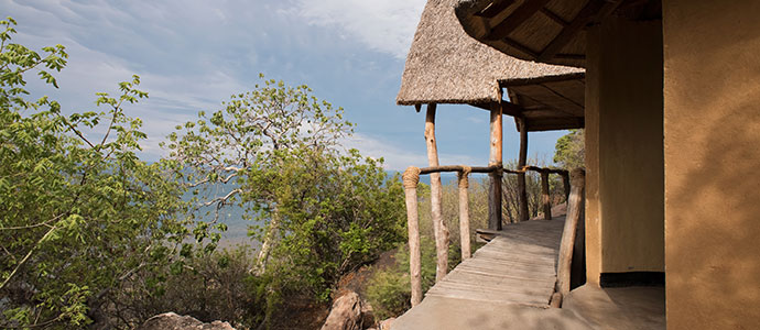 Safari Beach Lodge in Malawi