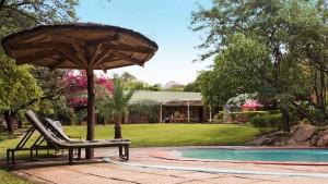 Safari Beach Lodge in Malawi